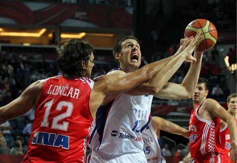 Србија у четвртфиналу