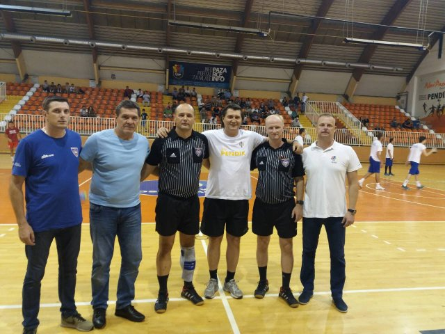 Aleksinčanin sudio finale rukometnog turnira u Novom Pazaru