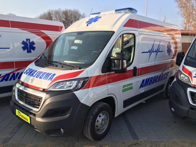 Stiže još jedno sanitetsko vozilo za aleksinački Dom zdravlja
