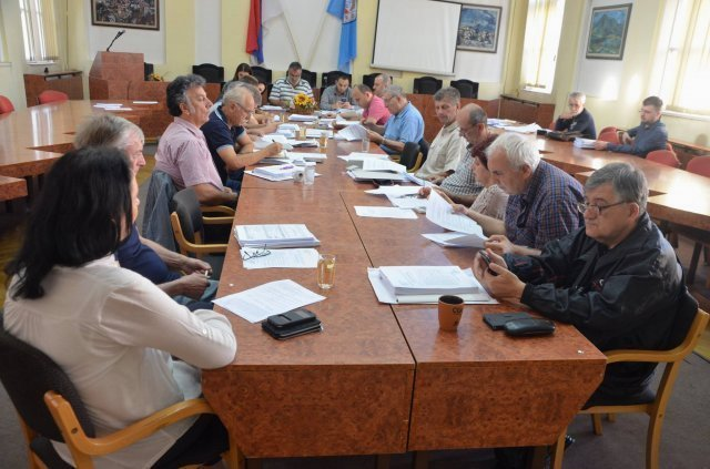 Održana 40. sednica Opštinskog veća