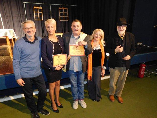 Театар 91 успешан на позоришном фестивалу у Новом Бечеју