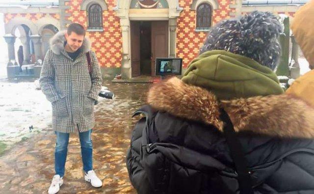 "Počelo snimanje filma ""Zvezda i smrt grofa Vronskog. Srpski gambit"""