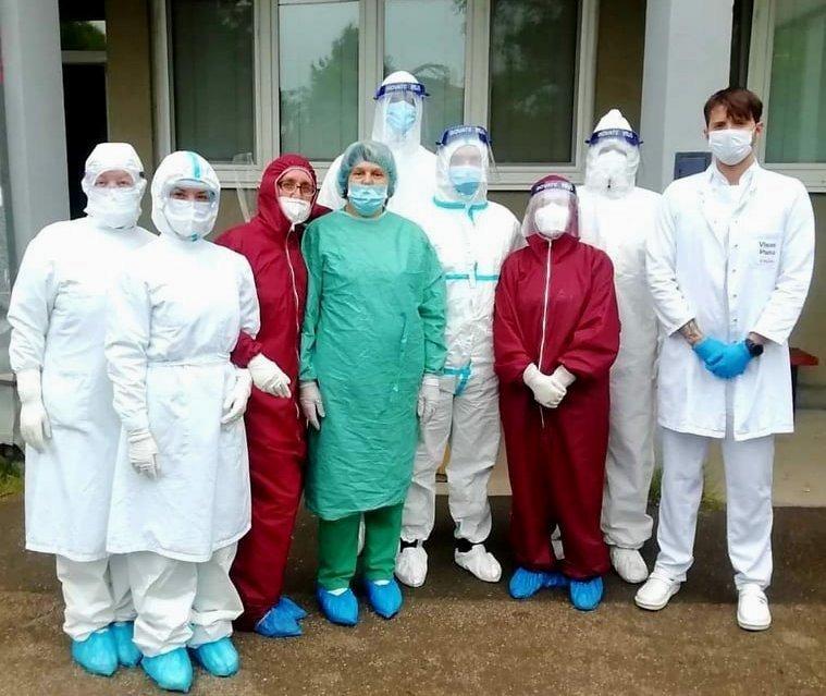 Vidić o aktivnostima aleksinačke bolnice za vreme epidemije