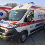 Стиже још једно санитетско возило за алексиначки Дом здравља