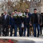 Бивши ратници из БиХ, Хрватске и Србије одали пошту настрадалима у Нишу и Алексинцу
