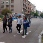 NKD poziva policiju i tužilaštvo da hitno otkriju ko je zapalio auto aktivisti iz Aleksinca