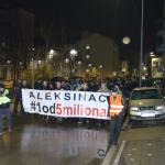 У суботу наставак протеста 1 од 5 милиона у Алексинцу