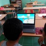 Romsku decu u Aleksincu preko interaktivnog bukvara motivišu da uče