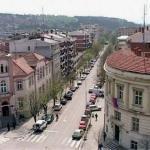Radio televizija Srbije o uređenju centra Aleksinca