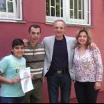 Andrija Jašarević najbolji na takmičenju u Beogradu