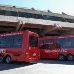 Niš ekspres ponovo obustavio prevoz na relaciji do Rsovca