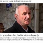 Алексинчанин изнео кључне податке за истину о случају Недић