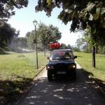 Сузбијања крпеља и комараца на територији општине Алексинац
