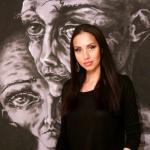 Мирјана Миловановић, сликарка Теслиног портрета