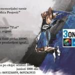 "Memorijalni turnir ""Mića Projović"" nosilac Fibine licence"