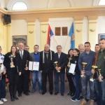 Dodeljene nagrade najuspešnijim sportistima