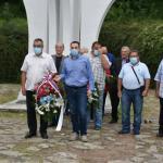 Obeležen Dan ustanka naroda Srbije protiv fašizma