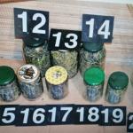 Ухапшене четири особе, у становима лабораторије, опрема, дрога у теглицама