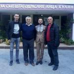 Представници тутинског Дома посетили Дом Кулина