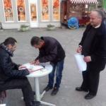 Prikupljanje potpisa za promenu ustava Srbije