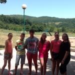 Млади рукометаши из Алексинца учествују у кампу на Борском језеру