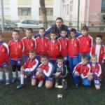 FK Napredak: Zlatni mali vicešampioni