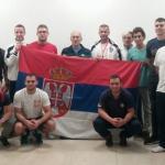 Медаље са Отвореног Балканског првенства и Светског купа (до 15 година) у џиу-џици