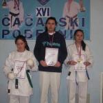 Završni karate turnir 2016