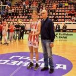 Mina Đorđević najbolji strelac finalne utakmice Kupa Milan Ciga Vasojević