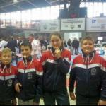 Медаље са фестивала борилачких спортова
