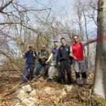 """Planinari """"Železničara"""" pripremili stazu za nedeljnu akciju"""