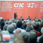 Дачић у Алексинцу: Заједно са СНС да ударимо темеље за нову, бољу Србију