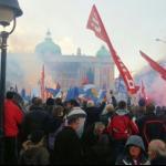 50.000 незадовољних грађана на бунту против Вучића