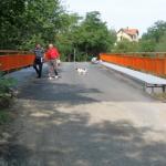 Завршени радови на обнови моста на реци Турији у Тешици