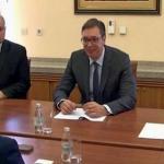 Састанак са Вучићем: Грамер проширује производњу