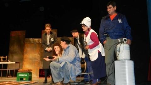Успех аматерског позоришта у Лебану