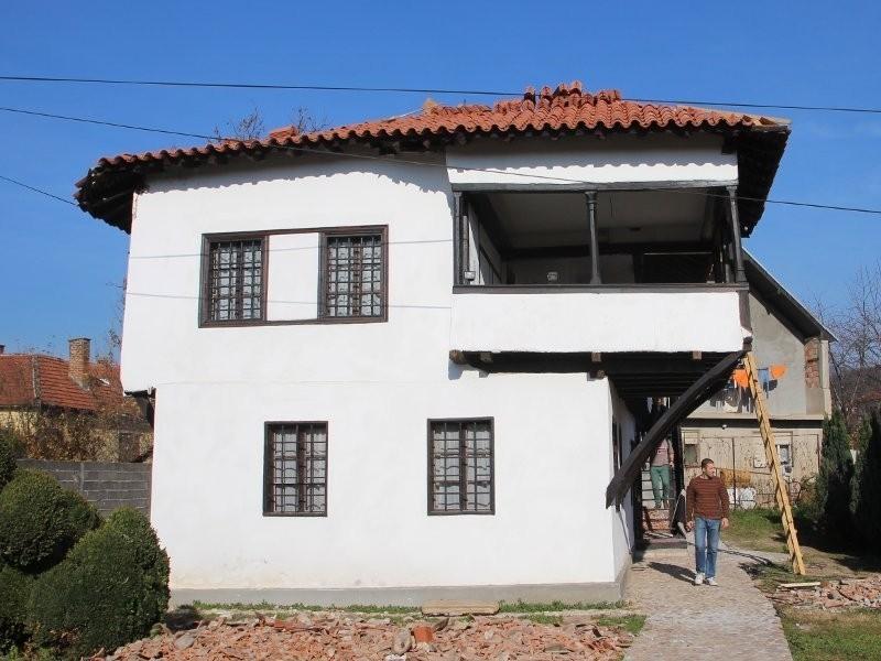 Због начина градње претпоставља се да је и садашња зграда Музеја била некад кафана; фото: ЈВ