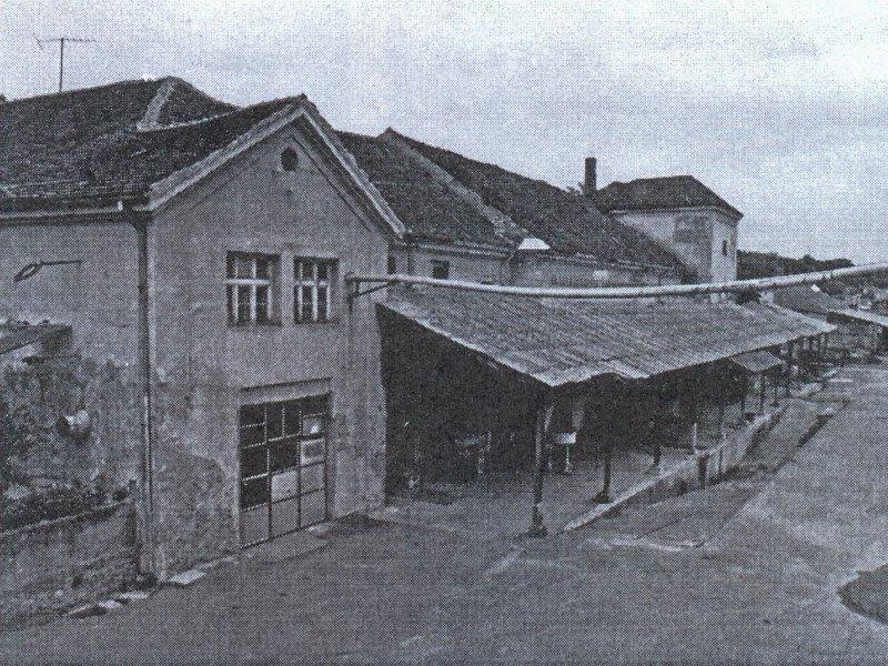 Зграда пиваре од 1940. године почела са служи за производњу вина; фото: Миодраг Мића Миладиновић