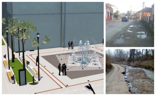 Обнова пешачке зоне у ДИГЛА БУРУ у малом граду, а ево да ли ће за те паре добити и ПЛАСТИЧНЕ ПАЛМЕ