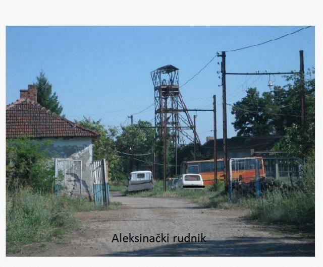 Aleksinački Rudnik - nekada prelep deo Aleksinca, a sada ruglo
