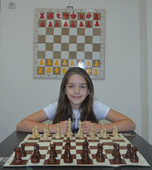 Naša mlada sugrađanka na Evropskom prvenstvu u šahu