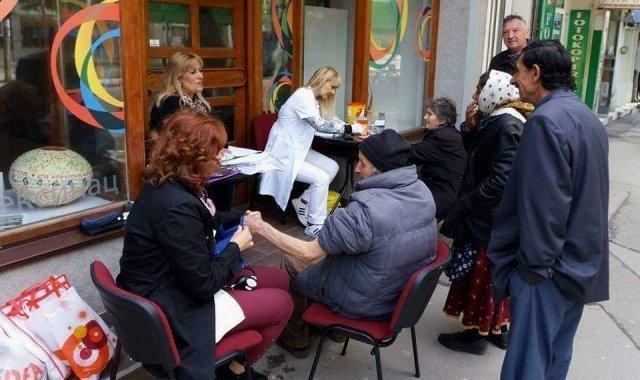 Одржан Базар здравља поводом Светског дана здравља