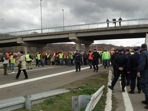 Alt bojkotovao Betonjerkinu blokadu autoputa