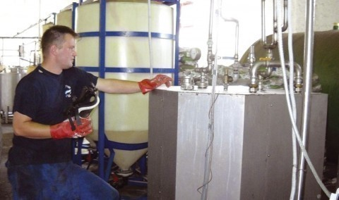 Од отпада праве биодизел