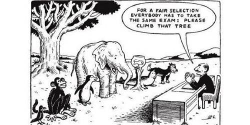 Како различиту децу едуковати на исти начин?