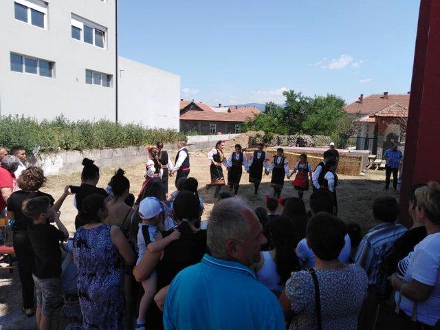 Pravoslavni hram u Žitkovcu proslavio svoju slavu