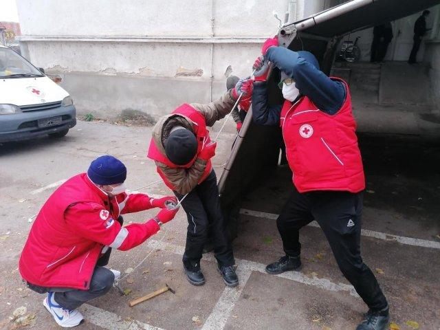 Фото: Фејсбук / Црвени крст Алексинац