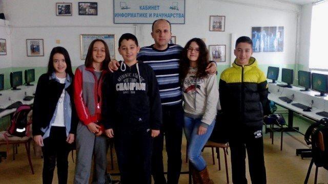 """Петоро ученика изборило пласман на Републичко такмичење """"Дабар"""""""