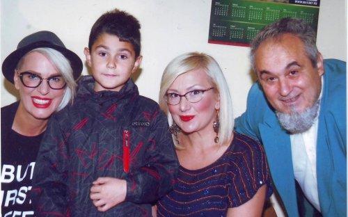 Tijana Dapčević, Rastko Jevtić /Matija/ iz Žitkovca, Leontina i pesnik Dragiša Marković