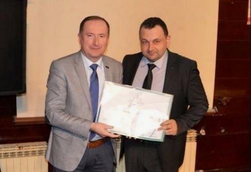 Domu zdravlja Aleksinac svečano uručen sertifikat o akreditaciji na 7 godina